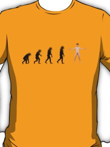 99 Steps of Progress - Facebook T-Shirt