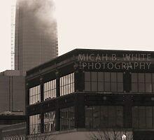 OKC Skyline by Micah White