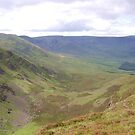 Comeragh Mountain range Co Waterford Ireland by ragsers
