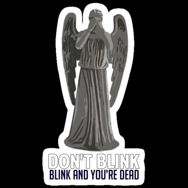 Don't Blink by iheartgallifrey