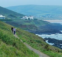 Croyde Bay Devon by carolhynes