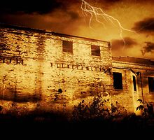 Abandoned © by Dawn M. Becker