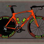 Time Trial Bike by Andy Scullion