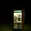 Phone Booth.4 by Andrea Morris