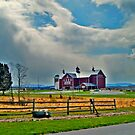 Boyds Bear Country Barn outside Gettysburg PA by Jane Neill-Hancock