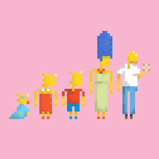 Simpsons by lovemi