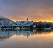 Mist Over The Rio by manateevoyager