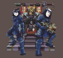 S.H.I.E.L.D.- Samurai Style by pagebranson