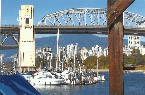Boats & Bridges by RobynLee