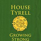 House Tyrell by Matthew Sheehan