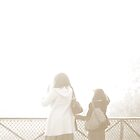 Foggy Montmartre by Tatiana Ivchenkova