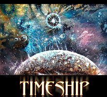 Timeship by Bob Bello