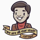 Carl Sagan by cronobreaker