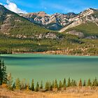 Barrier Lake by Keri Harrish