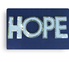 MCC Hope Canvas Print