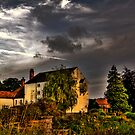 BINTRY WATER MILL, NORFOLK by Norfolkimages