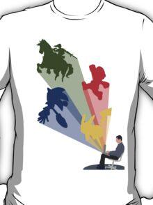 Nintendo Ensemble v 2.0 T-Shirt