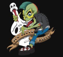 Too Ghoul for school by Psychobilly-Tee