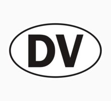 DV - Oval Identity Sign by Ovals