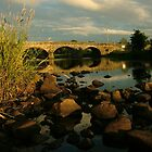 Castlederg Bridge by Adrian McGlynn