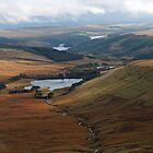 Four Reservoirs by Gordondon