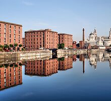 096 Albert Dock, Liverpool by George Standen