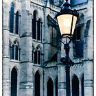 Salisbury Cathedral in Wiltshire UK by Inspired-Images
