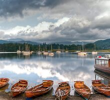 005 Lake Windermere by George Standen
