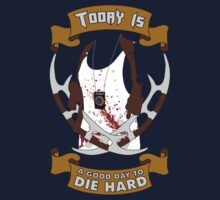 Today is a good day to DIE HARD by marv42