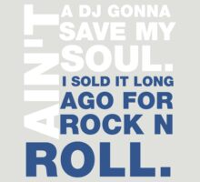 Ain't a DJ gonna save my soul by nimbusnought