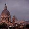 View From The Spanish Steps by Matthew Walters