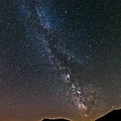 Milky Way to Provence by Chris Klein