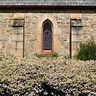 Christ Church Anglican Church, Bungonia, N.S.W. by Trish Meyer