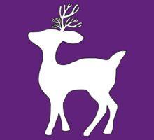 deer silhouette by © Karin  Taylor