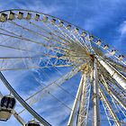 026 Ferris Wheel, Liverpool by George Standen