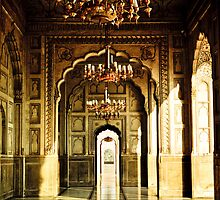 Mughal Architecture by zaghumkhan