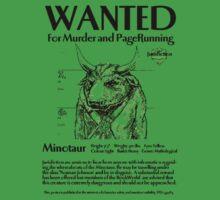 Wanted minotaur Kids Clothes