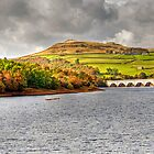 012 Lady Bower Reservoir, Derbyshire by George Standen