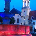 Bratislava Square by Desaster