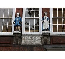 St Mary Rotherhithe Photographic Print