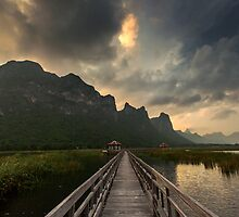 The Bridge by arthit somsakul