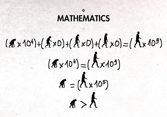99 Steps of Progress - Mathematics by maentis
