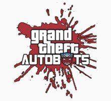Grand theft autobot Kids Clothes