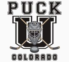 Colorado Hockey by SportsT-Shirts