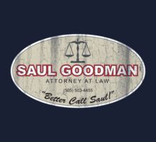 Vintage Better Call Saul by colorhouse