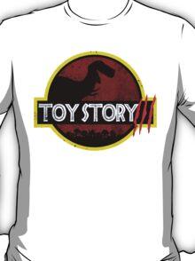 Toy Story Jurassic Park T-Shirt