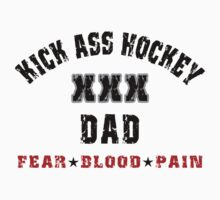 Hockey Dad by SportsT-Shirts