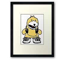 Mr. Oizo - Flat Eric Framed Print