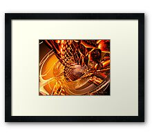 Dragon Master Piece Collection 3 Fx  Framed Print