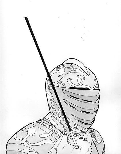 armour 1 by UnderhandedArt